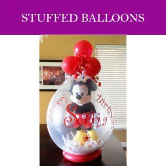 Stuffed Balloons